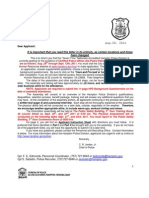Police Recruiting Packet