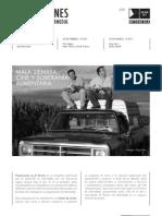 Proyecciones Ciclo Mala Siembra Cine y Soberania Aliment Aria