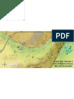 Mapa Tramo 3 Parque Lineal Del Manzanares
