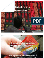 Advertising in Recession