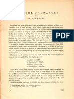 The Book of Changes - I Ching - Arthur Waley