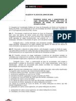 10 - Regulamenta Matricula Em Disciplinas Isoladas