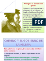 Calvino y Gob Ecl II