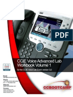 Ccie Voice Advanced Lab Workbook
