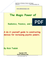 Magic of Radionics