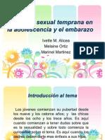 Presentacion de Adolescentes Embarazadas