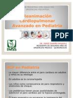 RCP Avanzado en Pediatria - JORGE