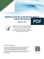 Pediatric Guidelines