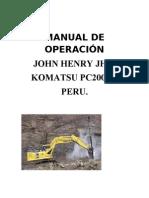 Manual John Henry
