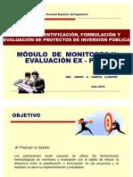 SESION Y MODULO  - 7