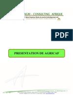 Présentation AGRICAF _(Juillet 2011_)