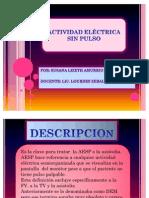 Actividad Electrica Sin Pulso EXPO