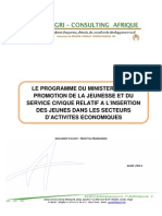 Document Du Programme (15082011