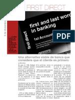 First Direct PDF