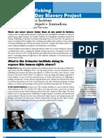 SchusterFlier HumanTrafficking-Factsheet April 2011