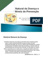 Historia Natural Doenca Nivesi Prevencao