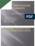 Caracteristicas linguisticas