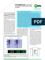 ChromoTek GFP-multiTrap