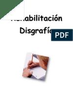 Rehabilitación Disgrafía