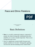 201.11 Race and Ethnic Relations