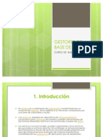 Tema Base de Datos Tema 29-08-2011