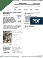 Will Politics Tame Egypt's Muslim Brotherhood - New York Times2005