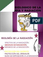 Biologia de La Radiacion