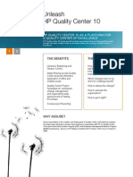 Unleash Quality Center 10 [PDF Library]