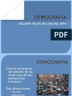 PRESENTACION DEMOGRAFIA