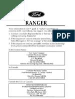 FordRanger_1996_Manual_English