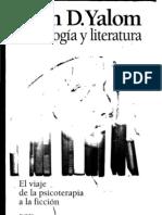 psicología y literatura yalom, irvin d paidos