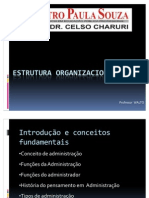 Estrutura Organizacional Walto