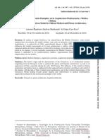 Alcances sobre el modelo panóptico en la arquitectura penitenciaria y médica chilenas