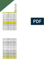 P2P Test Scenario List