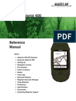eXplorist 400 User Manual