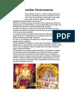 Ofrendas Veracruzanas
