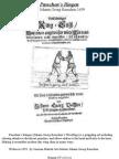 """Vollstandiges Ring-Buch """"Passchen's Ringen"""" -  Johan Georg Pascha 1659"""