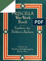 The Priscilla War Work Book (1917)