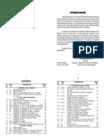 Statistical Handbook Burdwan
