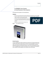 Cisco SPA9000 Data Sheet c78-504126