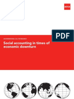 ACCA Social Accounting