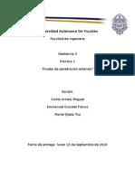 P1 Completa- Penetracion Estandar