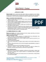 PSICOLOGIA EVOLUTIVA (0 - 12 años)