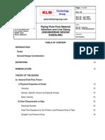 Engineering Design Guideline- Fluid Flow Rev 06