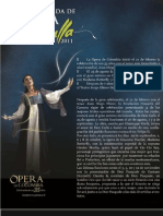 Comunicado-Temporada de Ópera 2011