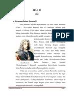 BAB II Penerapan Hukum Bernoulli