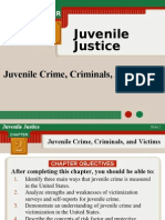 Ch2 Juvenile Crime Criminals and Victims