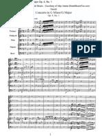 IMSLP02985-Handel - Concerto in G Minor-G Major Op. 4 No. 1