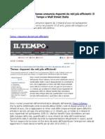 Terna, AD Flavio Cattaneo annuncia risparmi da reti più efficienti