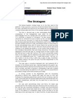 The Stratagem - The Stratagem and Other Stories